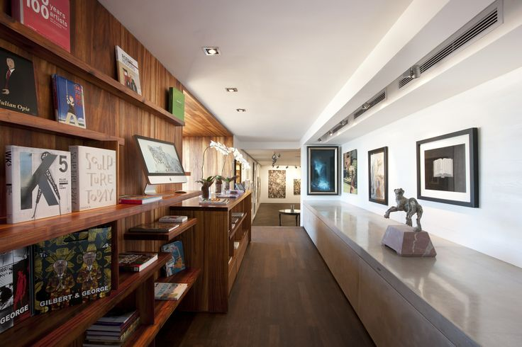 Ellerman House Contemporary Gallery Library