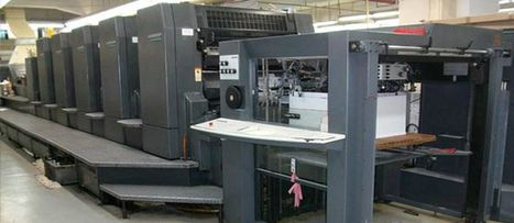 Used Komori Printing Machines Dealer