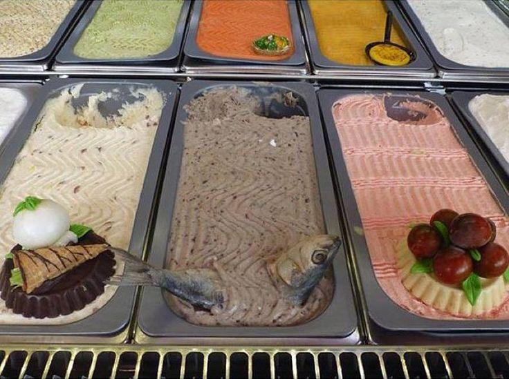 Fish Ice Cream