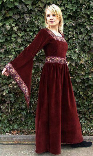 renaissance jurk LC2123