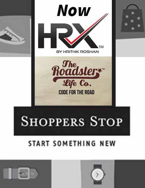 #Myntra & #shoppersstop trade places #online #offline #branding #clothing #fashion  Find out at bytes.quezx.com