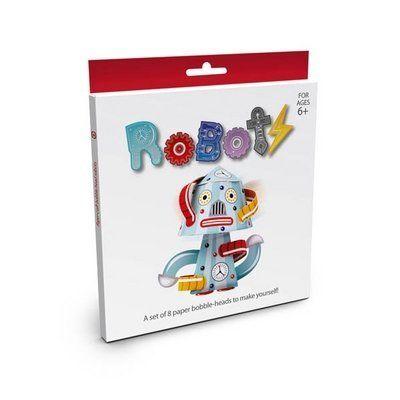 Robots Bobble Heads $8.50