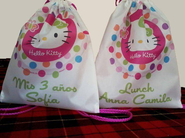 Bolsa De Ombro Hello Kitty : Best images about sorpresas infantiles on