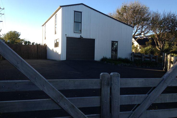 Matakana Barn overlooking Sandspit Bay & farms in Matakana, Rodney District | Bookabach