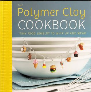 REVISTAS DE MANUALIDADES PARA DESCARGAR GRATIS: Polymer clay cookbook - revista de fimo