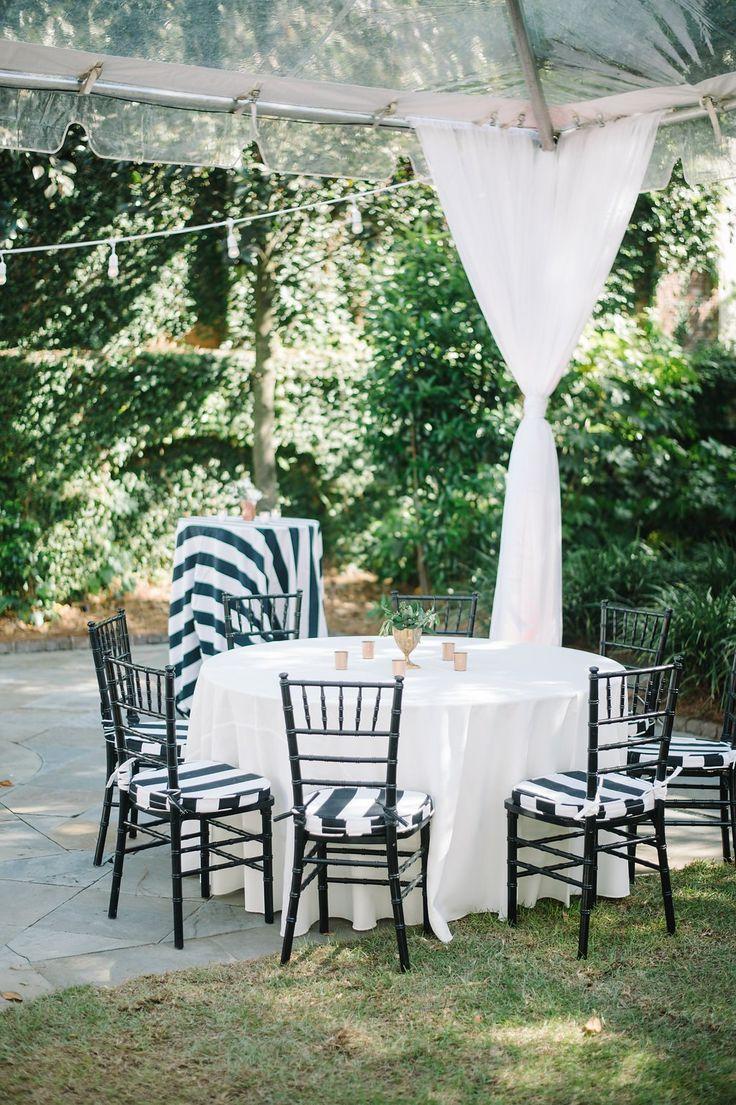 Bauer plantation chair - Classic Charleston Wedding At The William Aiken House Modwedding