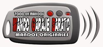 Logo de mando-garaje-barato.com