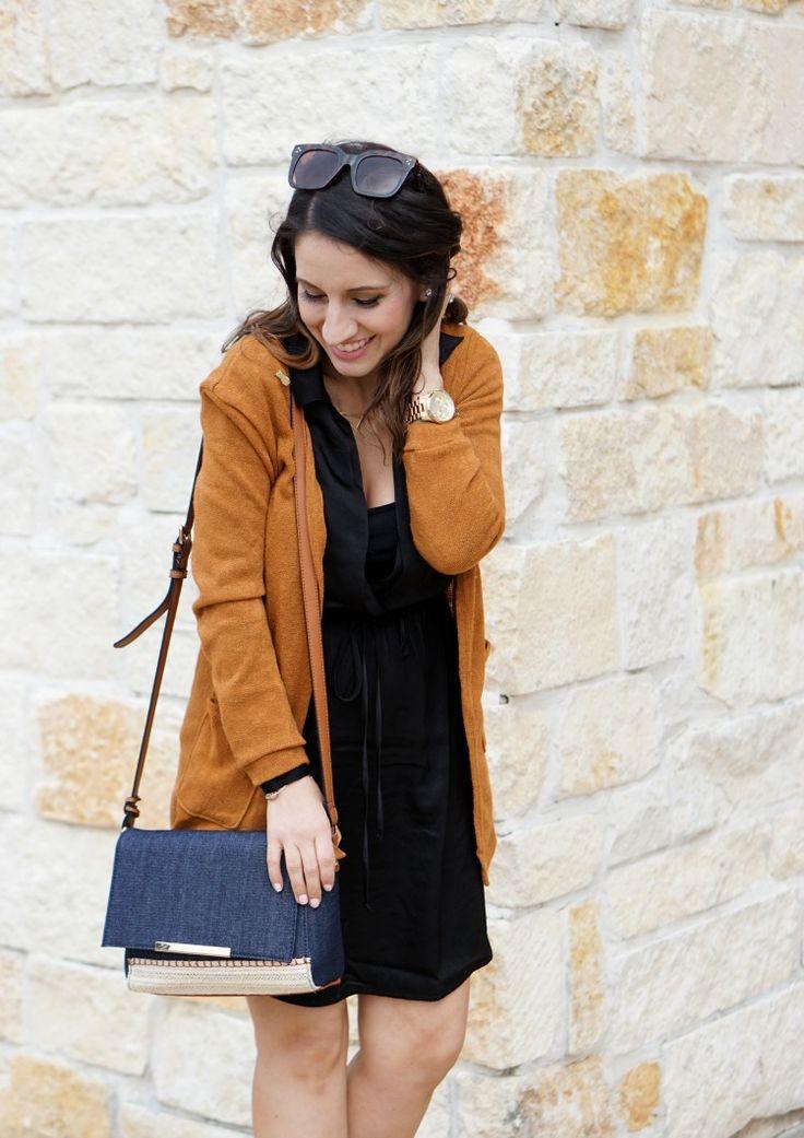 LBD + Cardigan Season, Pretty In Her Pearls, Houston Blogger, Lush Clothing, Petite Blogger, Petite Fashion, Romwe, Urban Expressions, #petitestyle #lushdress #lushclothing #romwe #cardigan #petiteblogger #petitefashion