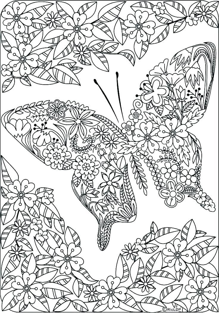 Beautiful Butterfly Coloring Pages Butterfly Color Pages Butterfly Mandala Coloring Pages Coloring Pages For Grown Ups Butterfly Coloring Page