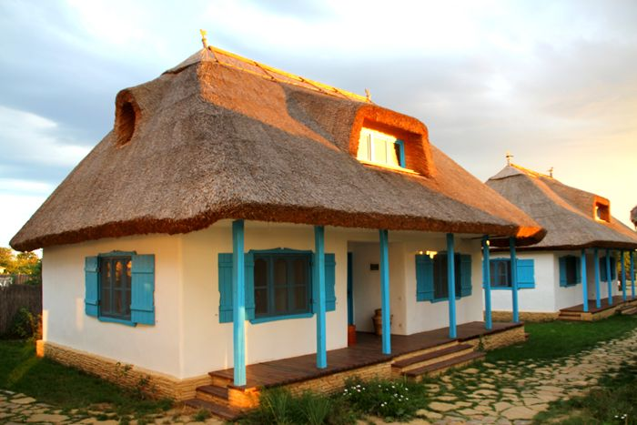 5 Chirpici: despre tradițional și contemporan în peisajul Deltei