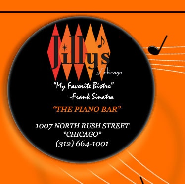 """Enter Jilly's """"The Piano Bar"""""""
