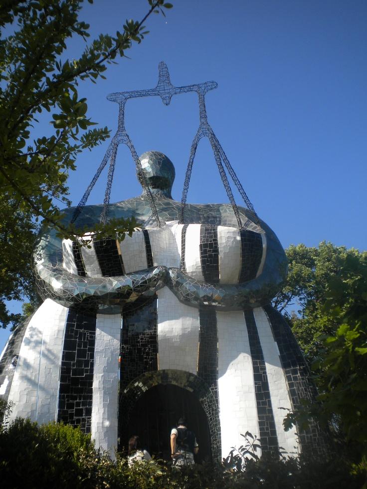 37 best images about niki de saint phalle on pinterest - Il giardino dei tarocchi ...