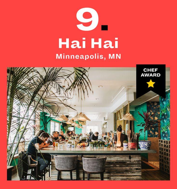 Best New Restaurants In America 2018 America Restaurant City