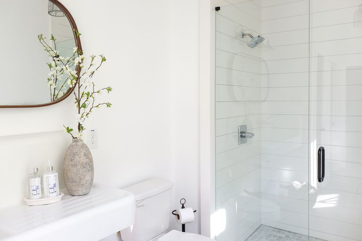 How to Install Shiplap In A Shower (and be the coolest people on the planet) — FlippinWendy Design