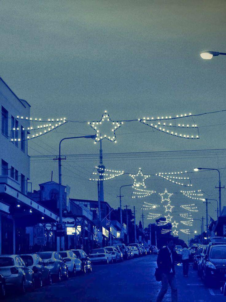 Stomping grounds - 7th Avenue, Melville, Johannesburg, December 2013. Photo by Paula Gruben.