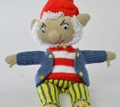 Big-Ears Knitting pattern. #Knitting #Craft #Toy #SouthAfrica