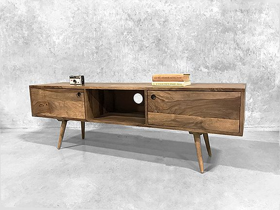 Retro Style TV Stand online - Affordable furniture