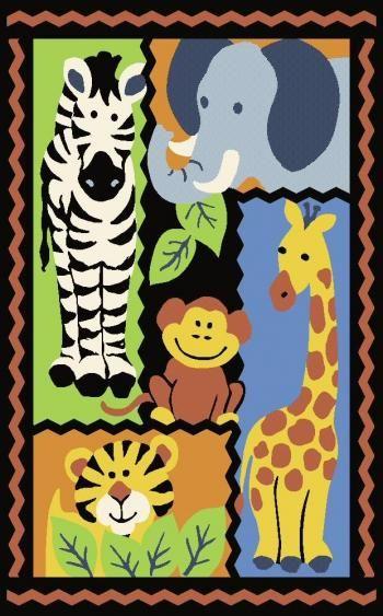 Bambino Jungle Friends