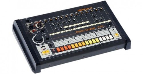 """Growing up in Miami, FL, in the 1980s and '90s, I was exposed to a great deal of the Roland TR-808 sound. Found in roller skating rinks, and cars with """"tricked out"""" systems across the city, the window-shaking, bone-shattering Miami Bass sound was literally inescapable. The other-worldly 808, with its long and resonant kick drums and toms, crispy snares and claps, and lighting fast hi hats was so pervasive, even my parents knew what an 808 was."""