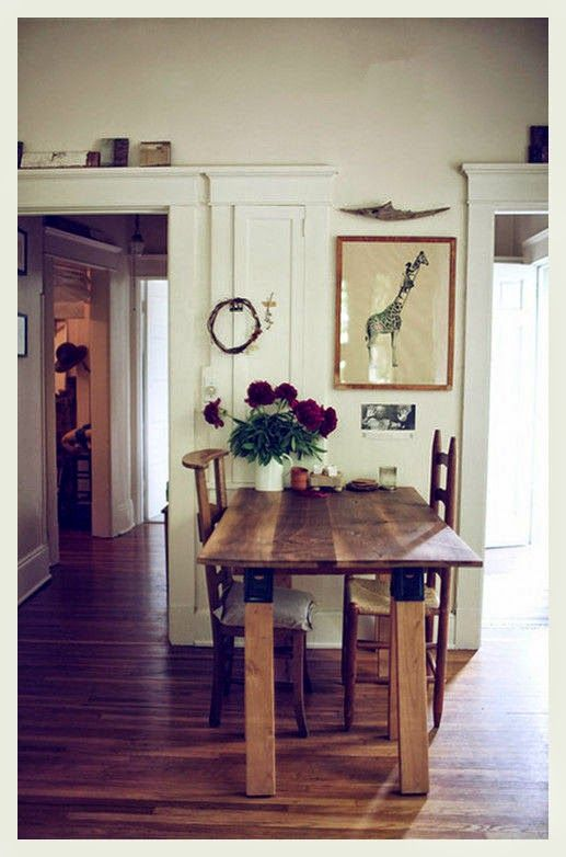 Wood On Wood Kitchen Pinterest