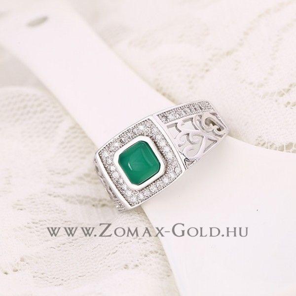 Henni gyűrű - Zomax Gold divatékszer www.zomax-gold.hu