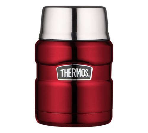 Lunch box Thermos isotherme King rouge 47cl | MaxiCoffee.com