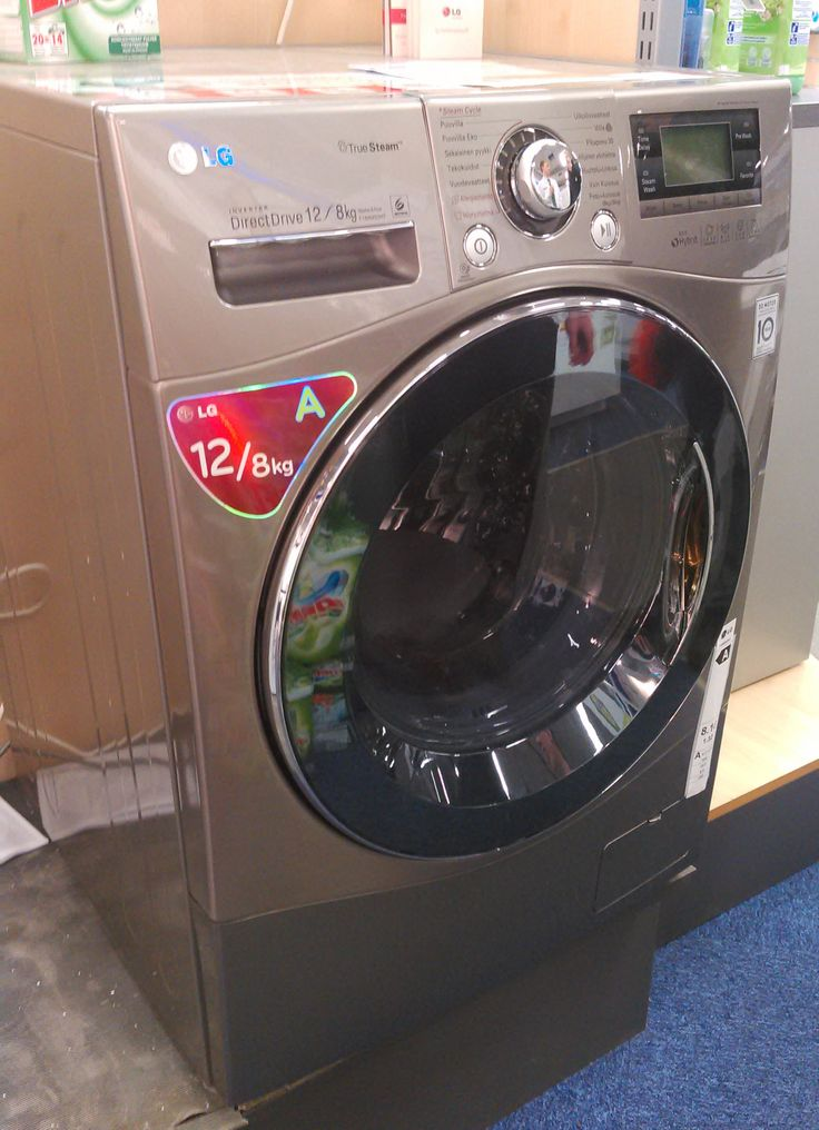Combination washer-dryer with a nice price tag of 1499€