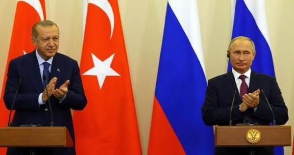 تصريحات مثيرة بوتين وأردوغان ينتهيان من اجتماع اسغرق أكثر من 6