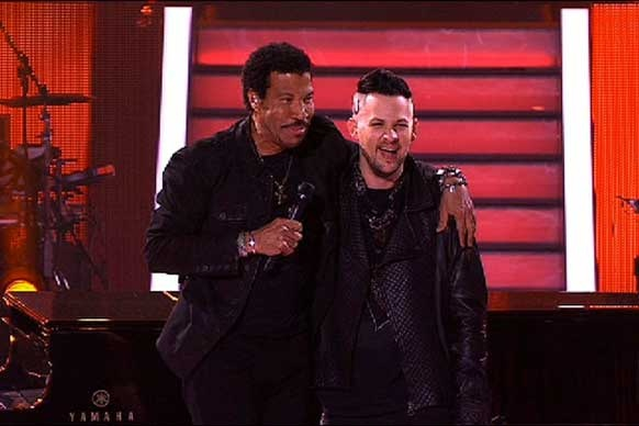 Lionel Richie And Joel Madden