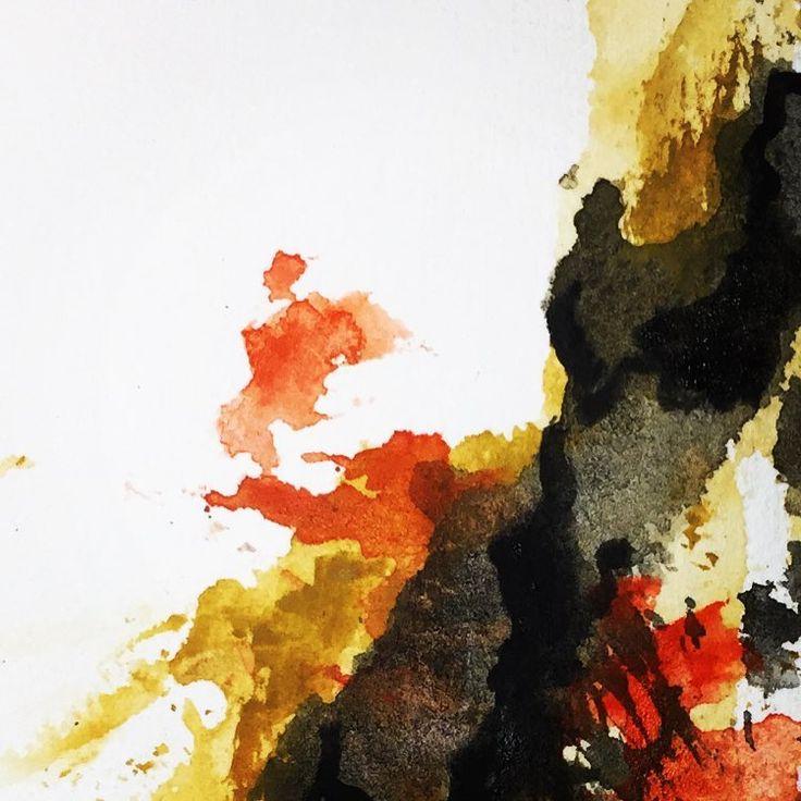 Colortraces (watercolor)