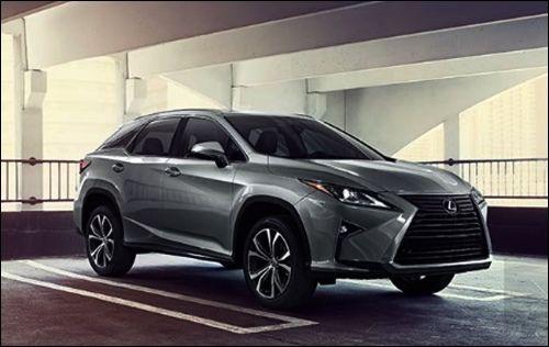 2018 Lexus RX 350 Reviews Canada