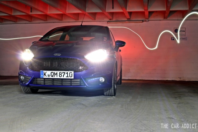 The-Car-Addict.com: Test Drive Review: Ford Fiesta ST 2013 - affordable beginner-Sportscar - The Car Addict Autoblog