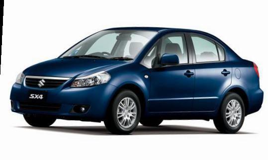 SX4 Sedan Suzuki models - http://autotras.com
