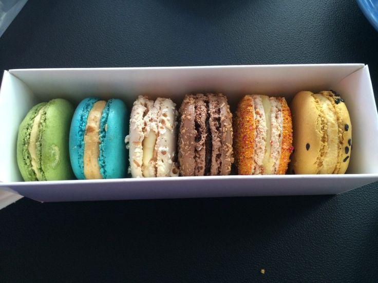 Macarons van Masterchef Adriano Zumbo