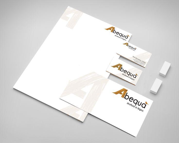 Logo design & corporate branding. Abequa