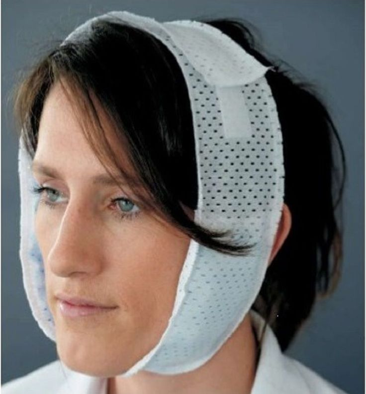 Dental Cover and Ice Pads Pain Relief from Surgery - Jaw / Dental / Wisdom Tooth #Medichill