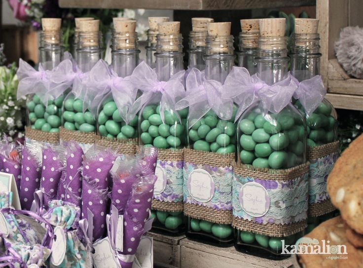 Www.kamalion.com.mx   Mesa De Dulces / Candy Bar / Postres / Vintage /  Rustic / Baby Shower / Mint U0026 Purple / Menta U0026 Morado | Candy Bar |  Pinterest | Bar, ...
