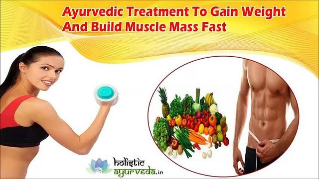You can find more details about the ayurvedic treatment to gain weight at http://www.holisticayurveda.in/product/herbal-supplements-to-gain-weight/  Dear friend, in this video we are going to discuss about the ayurvedic treatment to gain weight. The most effective ayurvedic treatment to gain weight is provided by FitOFat capsules.