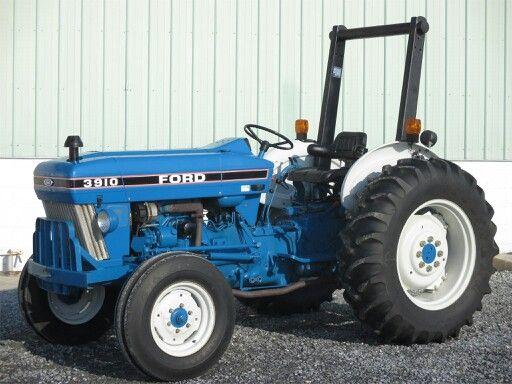 1989 Ford 3910 Ii