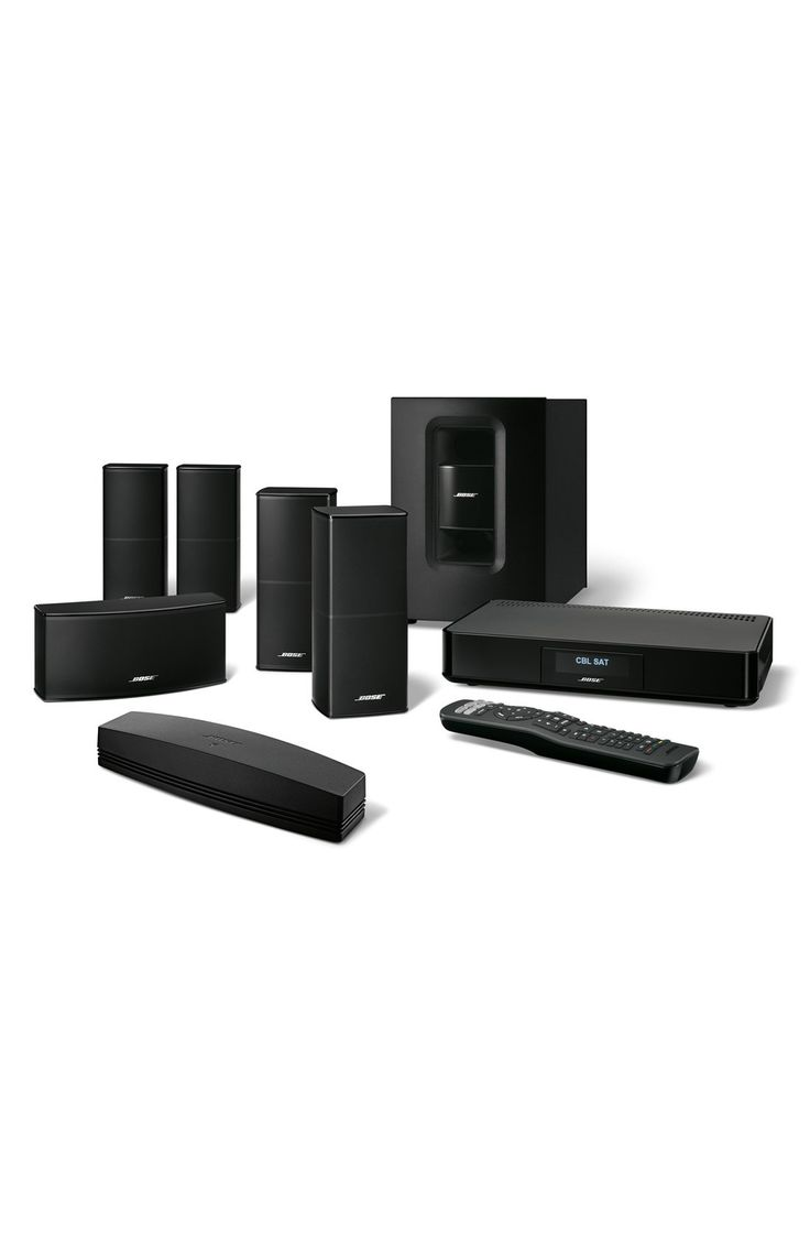 Bose® SoundTouch® 520 Home Theater Sound System | Fashiondoxy.com