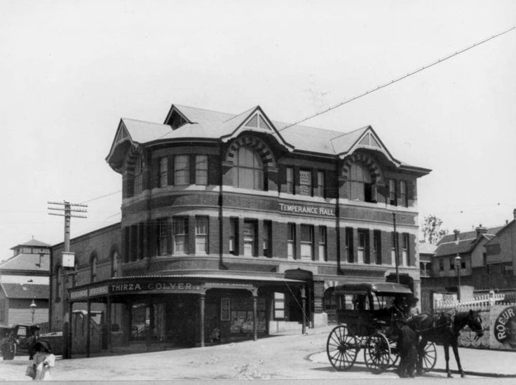 17 best images about brisbane cbd history on pinterest for Queensland terrace state library