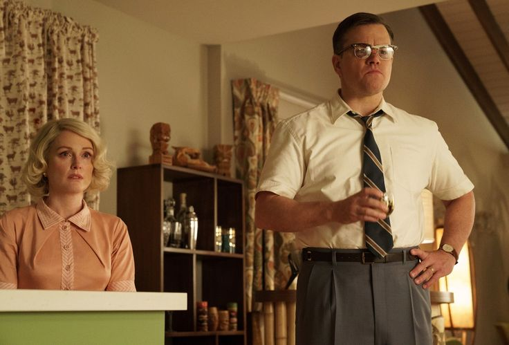 Directed by:   George Clooney   Produced by:   George Clooney              Grant Heslov              Joel Silver...  #AlexanderDesplat #CoenBrothers #comedy #crime #GeorgeClooney #JulianneMoore #MattDamon #MovieSpotlight #NoahJupe #OscarIsaac #SolarPictures #Suburbicon