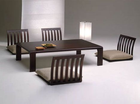Floor dining was always a part of the eastern culture and had gradually found a way to the west with time. It is on the threshold of a major comeback, thanks to these simple yet elegant designs by Hara. Continue reading »