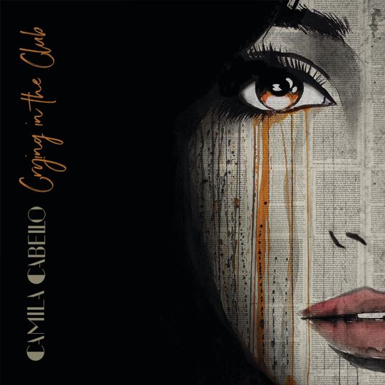 Daily Camila Cabello  Cover art for 'Crying In The Club'