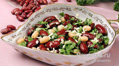 Салат аргентинский - рецепт овощного салата