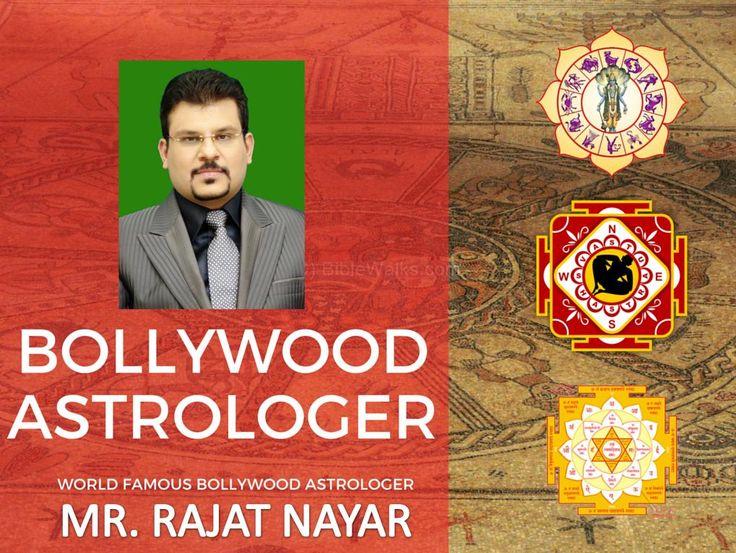 Mr. Rajat Nayar is Amitabh Bachchan's Astrologer