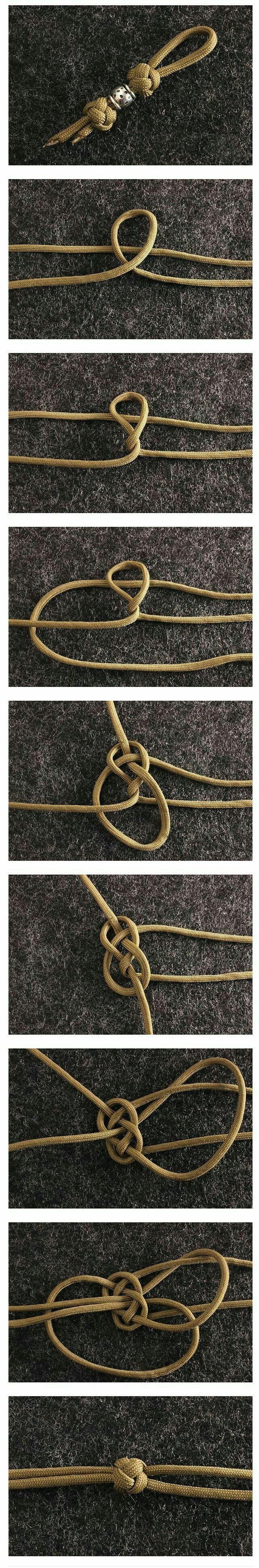 Add a cool slide for a zipper pull.
