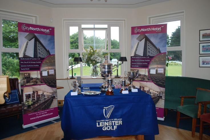#Sponsorship #CityNorth #LeinsterGolf