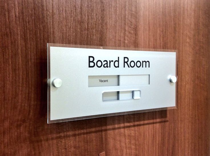 Sliding Door Sign Vacant Or Engaged Meeting Room Signs Http - Conference room door signs for offices