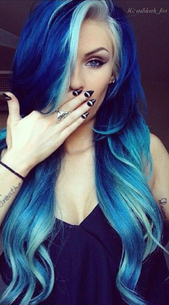 4 Bold and Edgy Hair Color ideas to Try This Summer